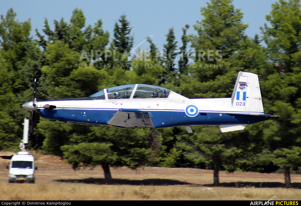 Greece - Hellenic Air Force 023 aircraft at Tanagra