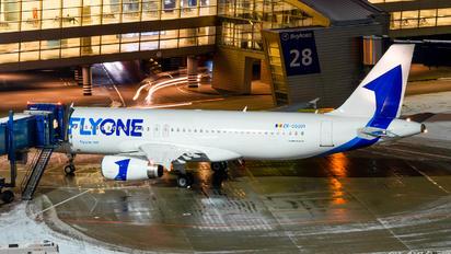 ER-00001 - FlyOne Airbus A320