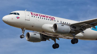 D-ABGH - Eurowings Airbus A319
