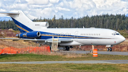 N606DH - Private Boeing 727-30