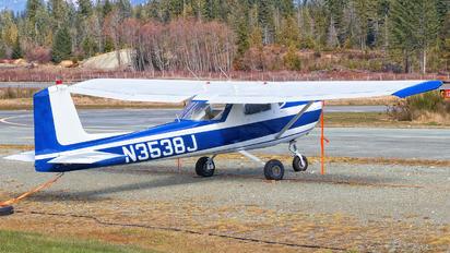 N3538J - Private Cessna 150