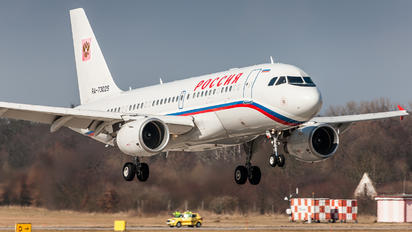 RA-73025 - Rossiya Airbus A319 CJ
