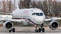 RA-73025 - Rossiya Airbus A319 CJ aircraft