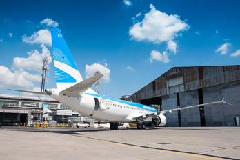 LV-HKV - Aerolineas Argentinas Boeing 737-8 MAX