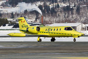 SE-DZZ - Scandinavian Air Ambulance Learjet 35 R-35A aircraft