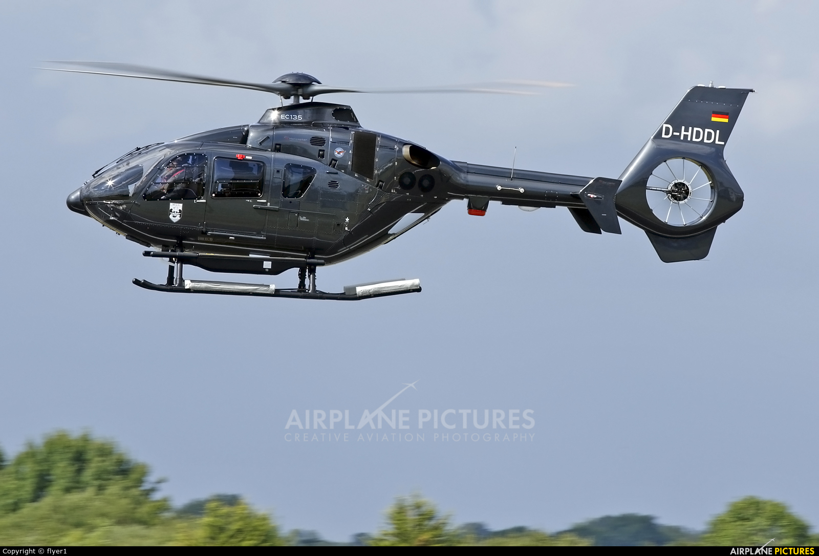 Germany - Navy D-HDDL aircraft at Fairford