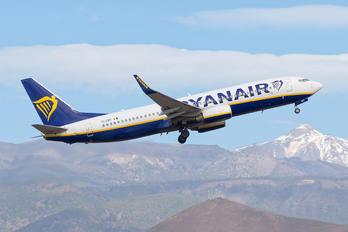 EI-EBY - Ryanair Boeing 737-800