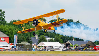 N74650 - Private Boeing Stearman, Kaydet (all models)