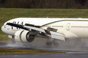 AP-BGL - PIA - Pakistan International Airlines Boeing 777-200ER aircraft