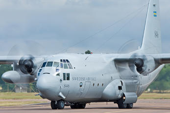 846 - Sweden - Air Force Lockheed C-130H Hercules