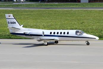D-IADV - Private Cessna 551 Citation II SP