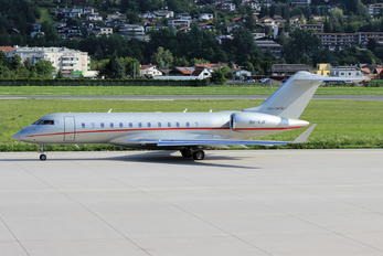 9H-VJK - Vistajet Bombardier BD-700 Global 6000