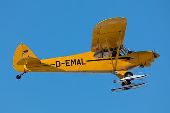D-EMAL - Private Piper PA-18 Super Cub
