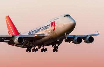 PH-MPS - Martinair Cargo Boeing 747-400BCF, SF, BDSF