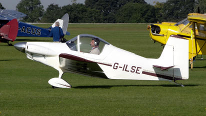 G-ILSE - Private Corby CJ 1 Starlet