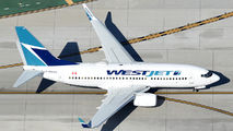 C-GWBN - WestJet Airlines Boeing 737-700 aircraft