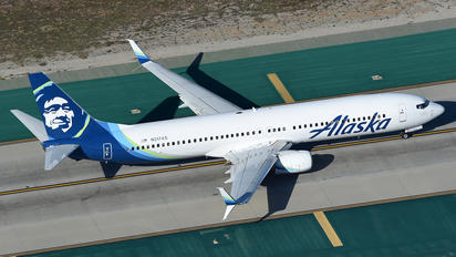 N317AS - Alaska Airlines Boeing 737-900