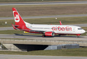D-ABMQ - Air Berlin Boeing 737-800 aircraft