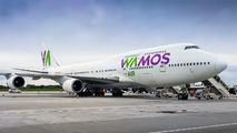 EC-LNA - Wamos Air Boeing 747-400 aircraft