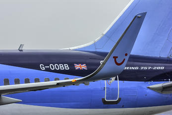 G-OOBB - TUI Airways Boeing 757-200