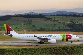 CS-TOU - TAP Portugal Airbus A330-300