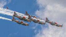 """047 - Poland - Air Force """"Orlik Acrobatic Group"""" PZL 130 Orlik TC-1 / 2 aircraft"""