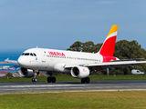 EC-KKS - Iberia Airbus A319 aircraft