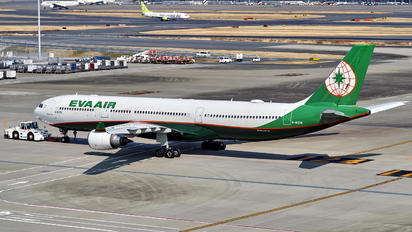 B-16338 - Eva Air Airbus A330-300