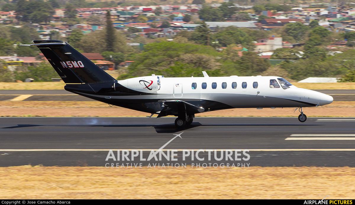 Private N5MQ aircraft at San Jose - Juan Santamaría Intl