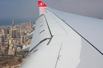 TC-LOB - Turkish Airlines Airbus A330-300