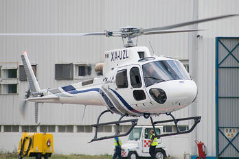 XA-UZL - Private Airbus Helicopters H125