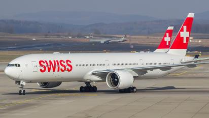 HB-JNI - Swiss Boeing 777-300ER