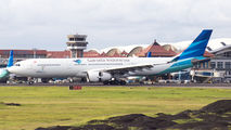 PK-GPV - Garuda Indonesia Airbus A330-300 aircraft