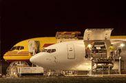 D-ALEW - DHL Cargo Boeing 757-200 aircraft
