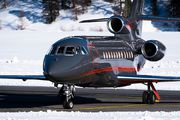 LX-LXL - Global Jet Luxembourg Dassault Falcon 900 series aircraft