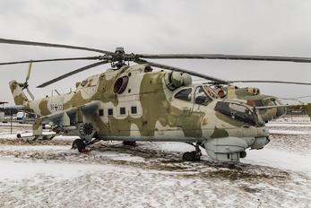 98+32 - Germany - Air Force Mil Mi-24D