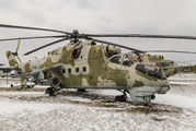 98+32 - Germany - Air Force Mil Mi-24D aircraft