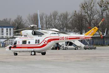 0619 - Poland - Air Force PZL W-3 Sokół