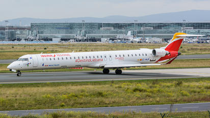 EC-MJP - Air Nostrum - Iberia Regional Bombardier CRJ-1000NextGen