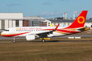 New Airbus A319 for Chengdu Airlines