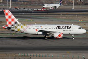 EC-MTB - Volotea Airlines Airbus A319