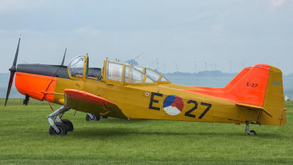 PH-HOL - Private Fokker S-11 Instructor