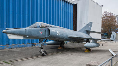 56 - France - Navy Dassault Etendard IV P
