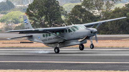 FAH-019 - Honduras - Air Force Cessna 208 Caravan