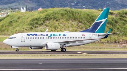 C-GRWS - WestJet Airlines Boeing 737-700