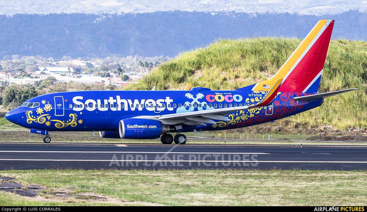 Southeast Airlines (USA) N7816B aircraft at San Jose - Juan Santamaría Intl