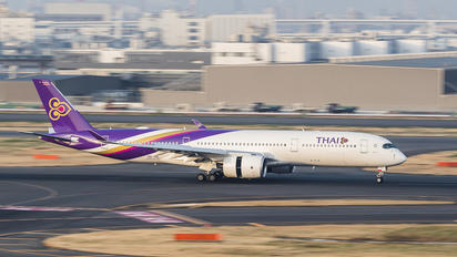 HS-THL - Thai Airways Airbus A350-900
