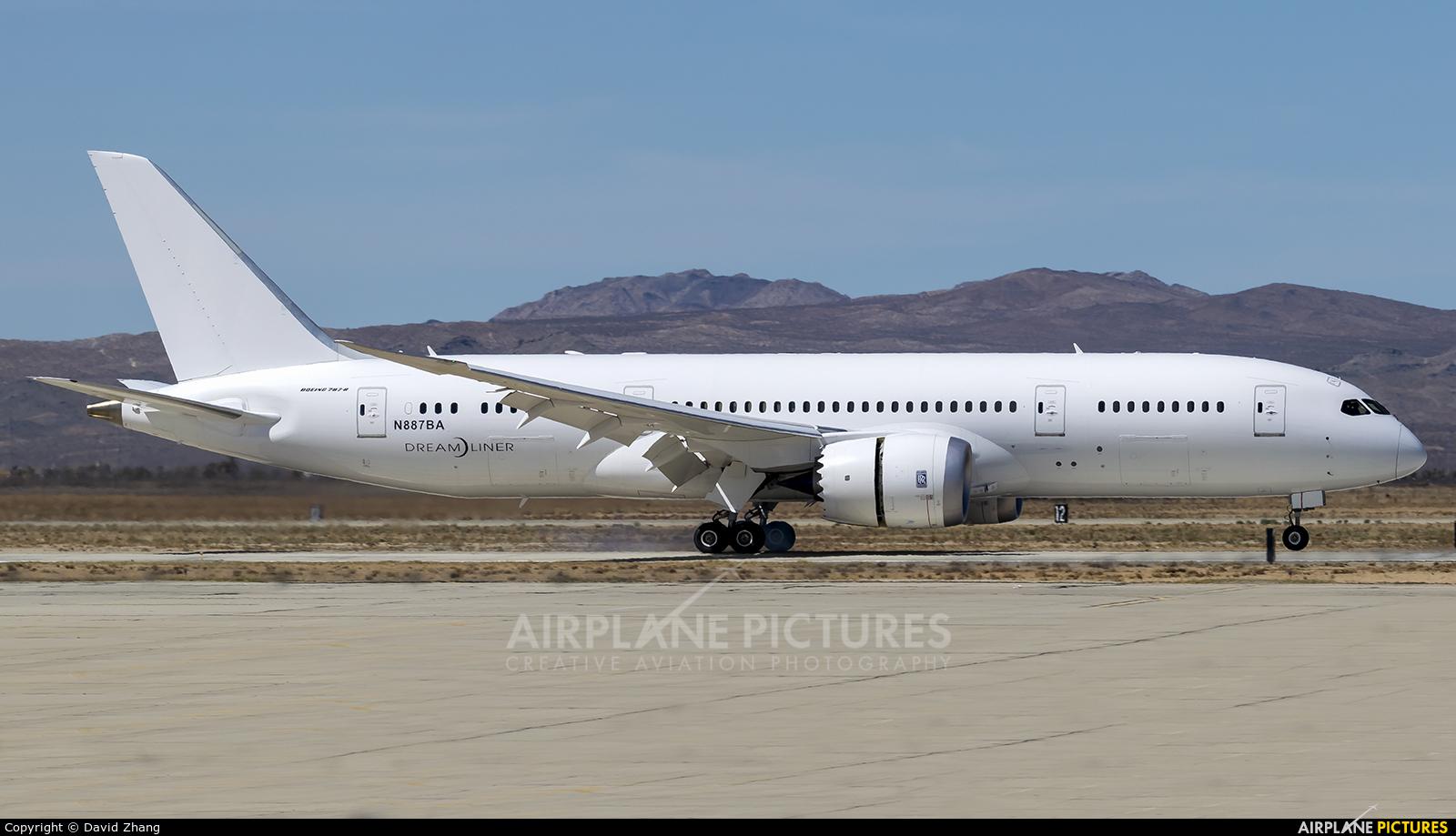PrivatAir N887BA aircraft at Victorville - Southern California Logistics