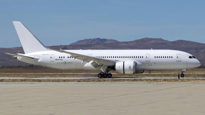 N887BA - PrivatAir Boeing 787-8 Dreamliner