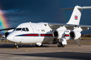 ZE701 - Royal Air Force British Aerospace BAe 146 CC.2 aircraft